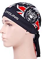 Sombreros(Negro) -Transpirable / Resistente a los UV / Permeabilidad a la humeda / Diseño Anatómico / Resistente al Viento / Capilaridad