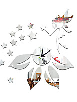 Rectangular / Otros Moderno/Contemporáneo / Tradicional / Campestre / Retro / Casual / Oficina/ Negocios / Otros Reloj de pared,Otros