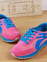 Scarpe Donna-Sneakers alla moda-Casual / Sportivo-Comoda-Piatto-Di corda-Blu / Rosso