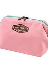 Fashion Portable Fabric Toiletry Bag/Travel Storage for Travel 12*16*6cm