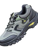Zapatos Senderismo Sintético Marrón / Negro / Gris Hombre