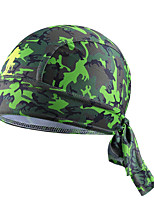 Cheji Camo Cap Cycling Headband Bandana Kerchief Sportswear Bike Bicycle Hat Scar