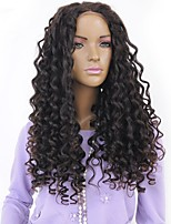 180 Density Brazilian Virgin Hair Curly Full Lace Human Hair Wigs Wave Full Lace Wigs Glueless Lace Front Wig