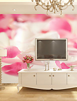 JAMMORY Art Deco Wallpaper Contemporary Wall Covering,Other A Large Mural Wallpaper Warm Flower Petals