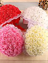 Buquês(Rosa / Vermelho / Branco / Marfim,Espuma) - deRosas