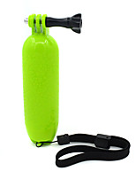 New Floaty Bobber Buoy with 1/4 Screw and Hole for Mobile Strap for Gopro Sport Cam Blue Yellow Green