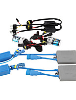 12V55W HID Ballast Bulb Headlight Conversion Kit 9005 3000K 4300K 5000K 6000K 8000K