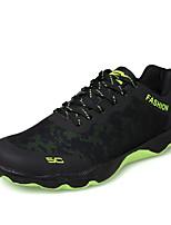 Zapatos Baloncesto Tul Negro / Amarillo Hombre