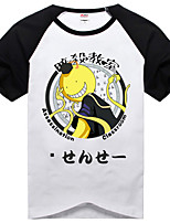 Inspired by Assassination Classroom Cotton T-shirt