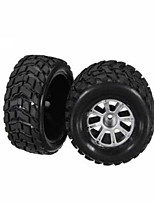 wl toys A979 1/18 RC buggy RC Car spare parts A979-02 right  wheels 2pcs