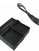 EL3E Digital Camera Battery  Dual Charger for Nikon D90 D80 D300S D300 D700 D200