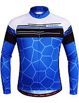 Tops / Sudadera / Jerseyes(Azul Real) - dePesca / Deportes recreativos / Ciclismo / Campo Traviesa / Esquí Fuera del Camino / Moto /