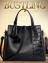 Women PU Hobo Shoulder Bag / Tote / Evening Bag-White / Blue / Red / Black