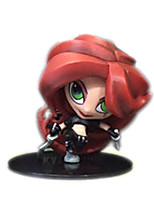 League of Legends Anime Action Figure 10CM Model Toys Doll Toy