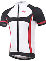 XINTOWN Men Breathable Cycling Jersey Clothing Bike Bicycle Short Sleeve Tops