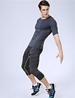 Homme Course Bas Fitness Respirable / Séchage rapide / Compression Noir Autres Vêtements de sport