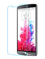 écran en verre trempé premium film protecteur pour lg g3