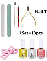 1set Nail  Polished Care Tool Kit