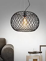 Max 60W Retrò Designers Pittura Metallo Luci Pendenti Camera da letto / Sala da pranzo / Cucina / Sala studio/Ufficio / Ingresso