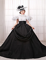 Steampunk®Georgian Peacock  Gown Marie Antoinette Rococo Style Wedding Dresses