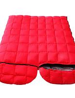 1500g Duck Down Nylon Taffeta Lining Single Mummy Bag for Camping and Hiking