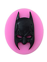 Batman Style Sugar Candy Fondant Cake Molds  For The Kitchen Baking Molds
