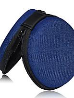 mini almacenamiento auricular de bolsillo monedero / de la moneda para el auricular