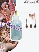 HENNA Applicator Temporary Tattoo kit Body Ink Herbal Mehndi