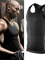 Sports Training PRO Compression Tights Vest Men Quick Dry Training Running Basketball Vest Sports Wear