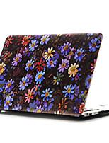 ingekleurde tekening ~ 22 stijl platte behuizing voor MacBook Air 11 '' / 13 ''