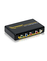 RGB + R/L to HDMI Converter Upscaler (720P/1080P) with CE FCC RoSH Certificates