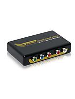 RGB + R / L al convertidor de HDMI escalador (720p / 1080p) con el CE certificados rosh fcc