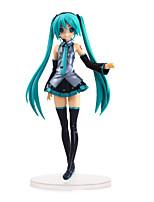 Vocaloid Hatsune Miku PVC One Size Anime Action Figures Model Toys 1pc 21.5cm