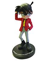 Detective Conan Anime Action Figure 16CM Model Toy Doll Toy (2 Pcs)