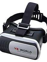 vr gafas 3d cabeza de realidad virtual 3D vidrios juego de la película de 4.7
