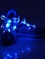 Cool Dazzle Colour LED Shoelaces