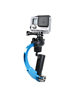 Handheld Stabilizer Steady Steadycam Bow Shape for Sports Camera Gopro Hero HD 4 3+ 3 2 1 SJCAM SJ4000 xiaomi yi Monopod