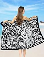 Drap de plage-Impression réactive- en100% Polyester-100*180cm(39