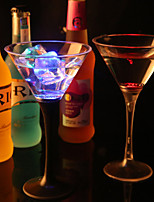 2016 new, LED Light cup, Induction Cocktail Glass Cup