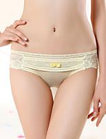 Women's Bow temptation lace briefs