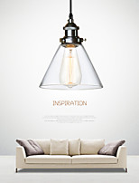 Max 60W Traditional/Classic / Vintage / Retro / Country / Globe Pendant Lights Living Room / Bedroom / Dining Room