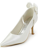 Women's Wedding Shoes Heels / Pointed Toe Heels Wedding / Party & Evening / Dress Ivory