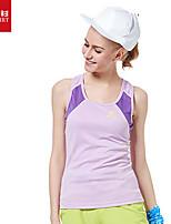 Mulheres Malha Íntima Esporte Respirável / Redutor de Suor / Macio Azul / Rosa Claro / Roxo S / M / L / XL / XXLIoga / Pilates / Fitness