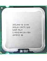 Intel Core 2 Quad Q6600 quad-core processor, 2.40 ghz, 8m L2-cache, lga 775