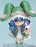 Date A Live Otros PVC Las figuras de acción del anime Juegos de construcción muñeca de juguete