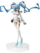 Vocaloid Hatsune Miku PVC One Size Anime Action Figures Model Toys 1pc 18cm
