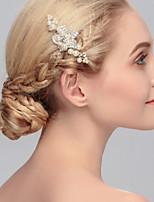 מסרקי שיער כיסוי ראש נשים חתונה / אירוע מיוחד / קז'ואל / משרד וקריירה / חוץ פנינה חתונה / אירוע מיוחד / קז'ואל / משרד וקריירה / חוץ חלק 1