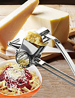 Craft Rotating Stainless Steel Grater Hand Drum Cheese Slicer Ginger Shreds Safe Lemon Cheese Tools