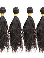 heißer Verkauf 8-30inch peruanisches reines Haar der natürlichen Welle, nass und wellig peruanisches Haar flechten bündelt 100% human