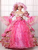 Steampunk®Georgian Rococo Style Wedding Dresses Marie Antoinette Dress